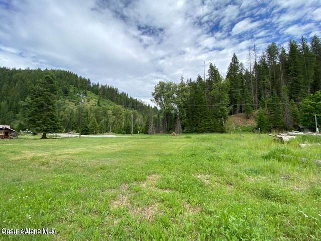 Nna Lot-1 Beaver Creek Rd, Wallace, ID 83873 (#21-7994) :: Prime Real Estate Group
