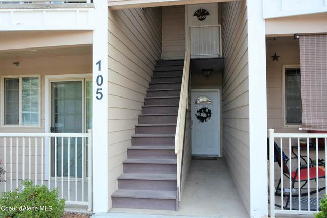 842 N Chase Rd #105, Post Falls, ID 83854 (#21-8022) :: Link Properties Group