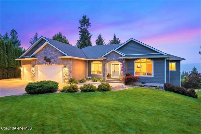 17329 W Woodlake Dr, Hauser, ID 83854 (#21-8076) :: Kroetch Premier Properties