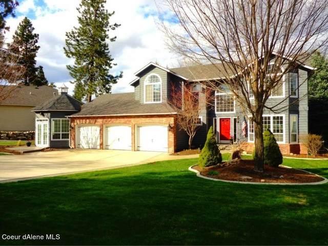 605 N Coles Loop, Post Falls, ID 83854 (#21-8212) :: Kroetch Premier Properties
