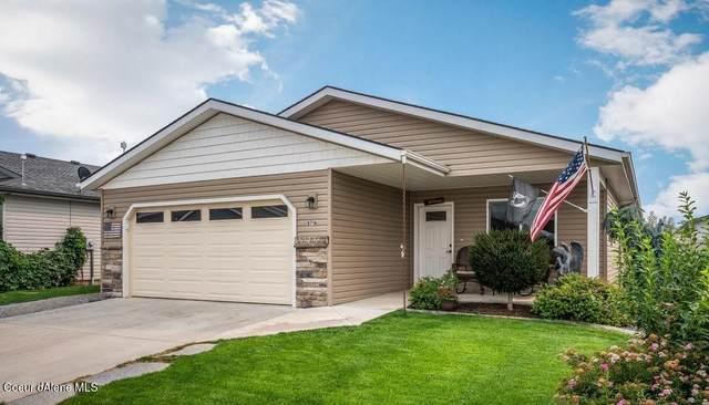 8716 W Grand Teton St, Rathdrum, ID 83858 (#21-8533) :: Coeur d'Alene Area Homes For Sale