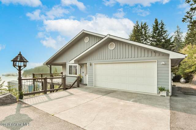 17926 E Highway 54, Bayview, ID 83803 (#21-8677) :: Real Estate Done Right
