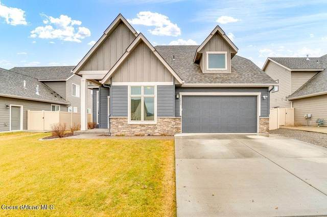 7013 N Rendezvous Dr, Coeur d'Alene, ID 83815 (#21-8680) :: Prime Real Estate Group