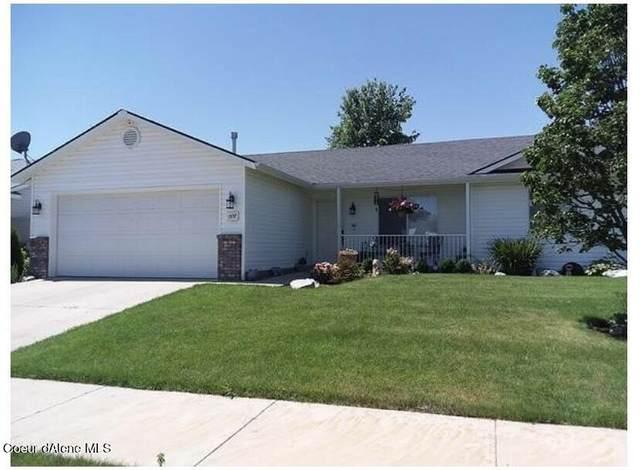 1537 N Tanzanite St, Post Falls, ID 83854 (#21-8776) :: Prime Real Estate Group