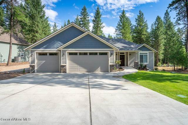 133 Forest Ridge Rd, Blanchard, ID 83804 (#21-8846) :: Link Properties Group