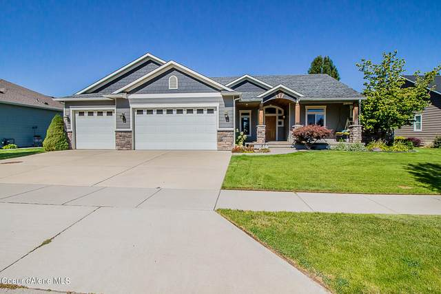 7418 S West Terrace, Cheney, WA 99004 (#21-8863) :: Prime Real Estate Group