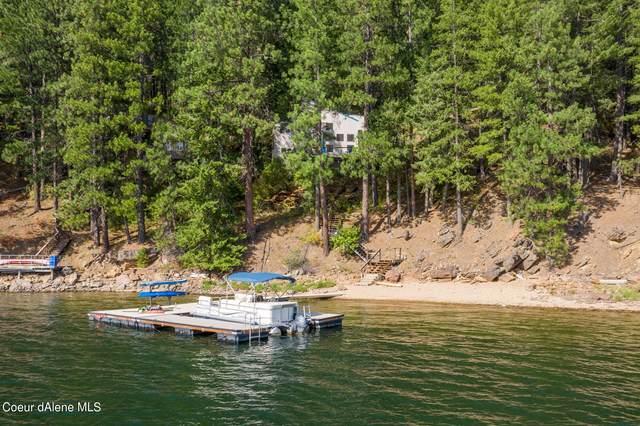 9114 W Cliffwood Ln, Spirit Lake, ID 83869 (#21-8912) :: Team Brown Realty
