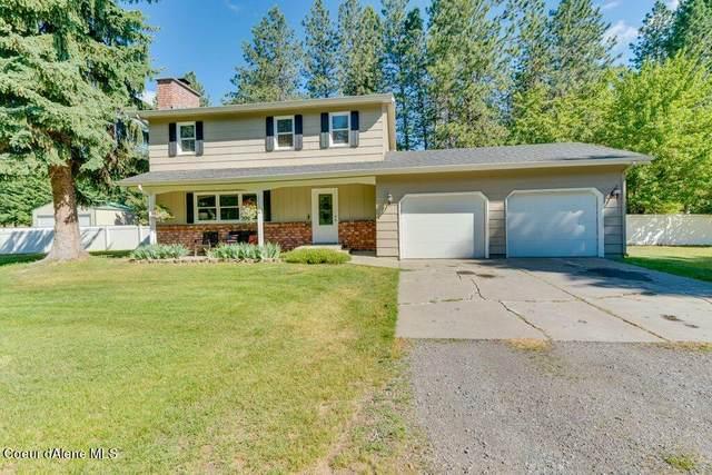 16024 W Hollister Hills Dr, Hauser, ID 83854 (#21-8966) :: CDA Home Finder