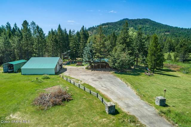 130 Black Bear Trail, Cocolalla, ID 83813 (#21-9112) :: Embrace Realty Group