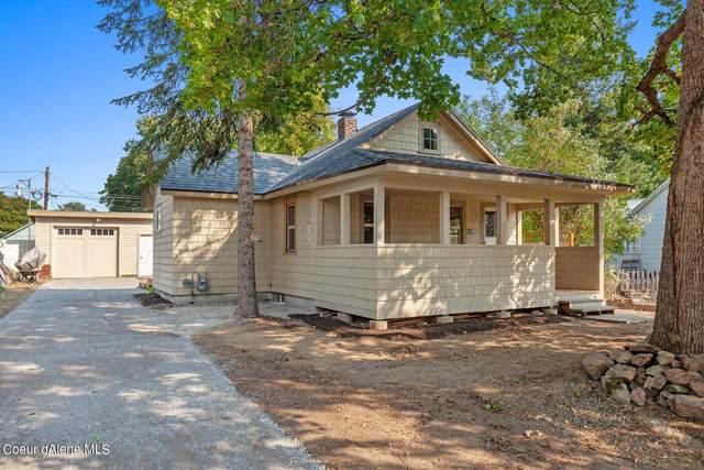 1606 N 6th St, Coeur d'Alene, ID 83814 (#21-9182) :: Coeur d'Alene Area Homes For Sale