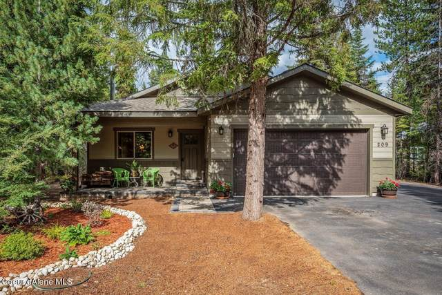 209 Tracy Ln, Priest Lake, ID 83856 (#21-9203) :: Prime Real Estate Group