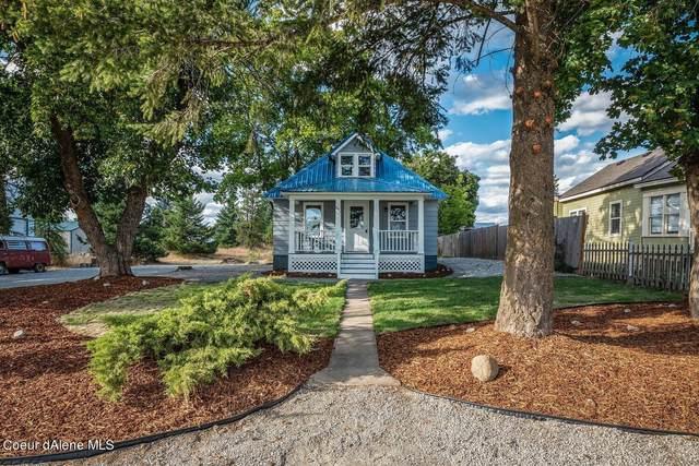6133 W Madison St, Spirit Lake, ID 83869 (#21-9235) :: Kroetch Premier Properties