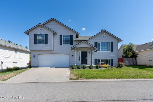 2760 N Wickiup Dr, Post Falls, ID 83854 (#21-9242) :: ExSell Realty Group