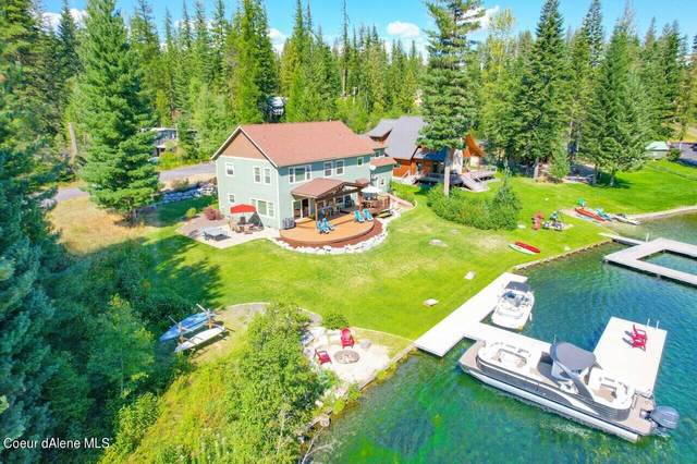 147 Match Bay Rd, Priest Lake, ID 83856 (#21-9264) :: Prime Real Estate Group