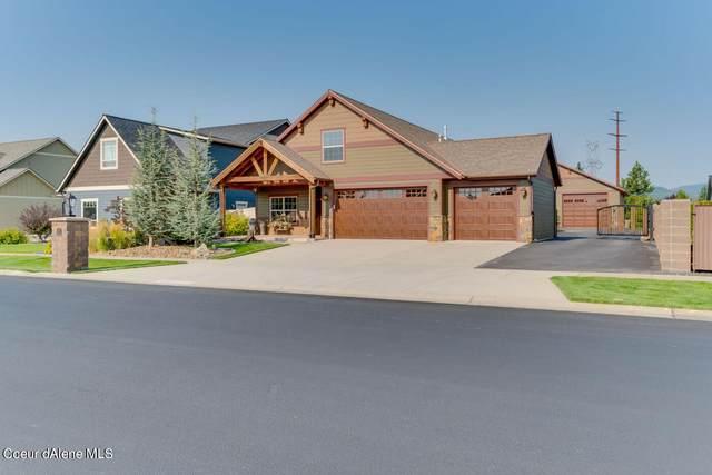 13810 N Pristine Circle, Rathdrum, ID 83858 (#21-9309) :: Kroetch Premier Properties