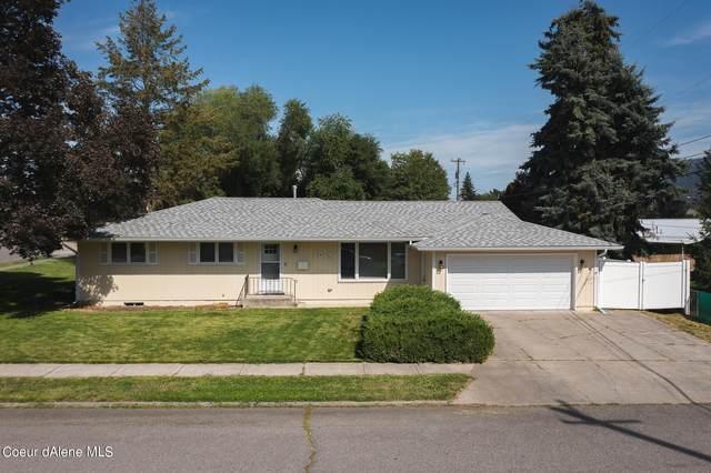 1019 E Mcfarland Ave, Coeur d'Alene, ID 83814 (#21-9373) :: CDA Home Finder