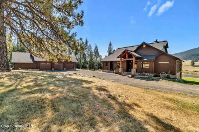 337 W. Coon Creek Rd, Plummer, ID 83851 (#21-9376) :: Kroetch Premier Properties