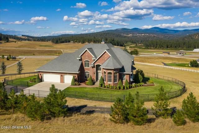 13312 E Peone Valley Ln., Mead, WA 99021 (#21-9382) :: Real Estate Done Right