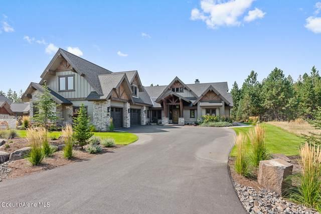 11591 N Blue Jay Ct, Hayden Lake, ID 83835 (#21-9410) :: CDA Home Finder