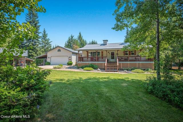 27494 N Carrie Rd, Spirit Lake, ID 83869 (#21-9434) :: Real Estate Done Right