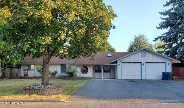 1600 E Nettleton Gulch Road, Coeur d'Alene, ID 83815 (#21-9435) :: Prime Real Estate Group