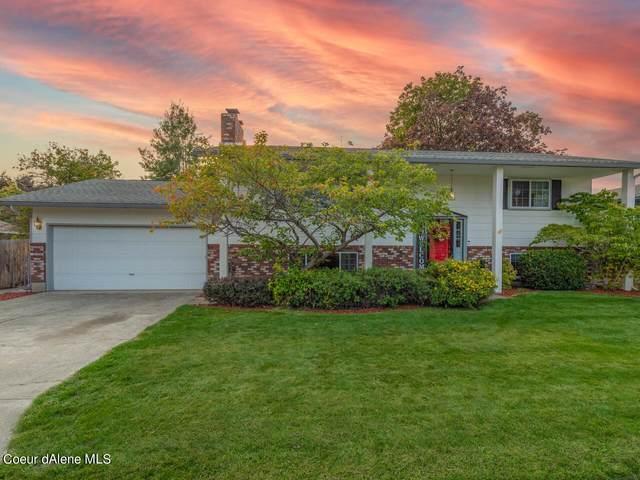 1916 S Calvin Rd, Veradale, WA 99037 (#21-9480) :: Coeur d'Alene Area Homes For Sale