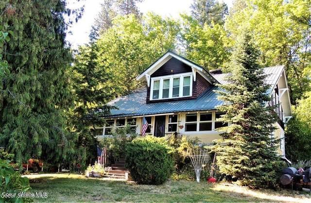 1436 W Meadowhurst Rd, St. Maries, ID 83861 (#21-9510) :: Kroetch Premier Properties