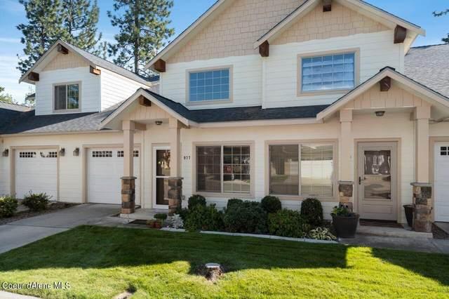 977 W Willow Lake Loop, Coeur d'Alene, ID 83815 (#21-9556) :: Prime Real Estate Group