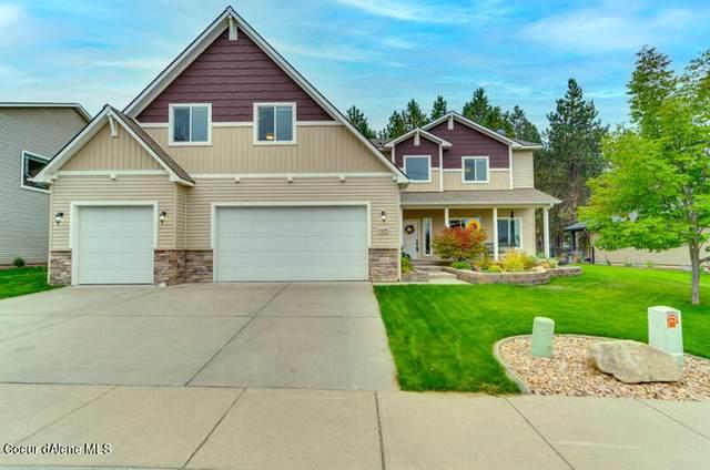 4058 N Brookie Dr, Post Falls, ID 83854 (#21-9576) :: Kroetch Premier Properties
