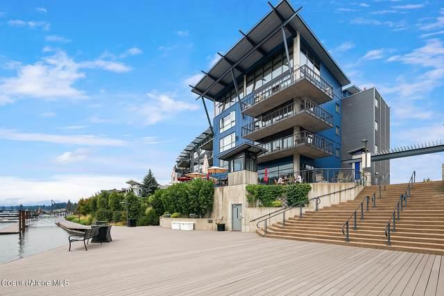 1950 W Bellerive Ln #401, Coeur d'Alene, ID 83814 (#21-9625) :: Real Estate Done Right