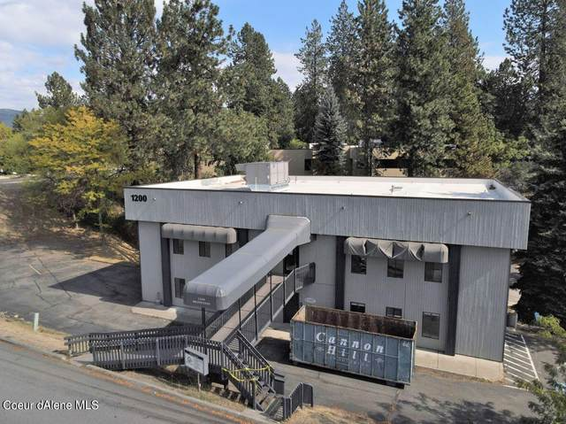 1200 W Ironwood Dr, Coeur d'Alene, ID 83814 (#21-9656) :: ExSell Realty Group