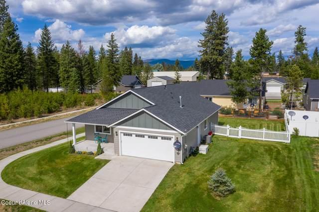 5895 W Joss Ln, Spirit Lake, ID 83869 (#21-9701) :: Prime Real Estate Group