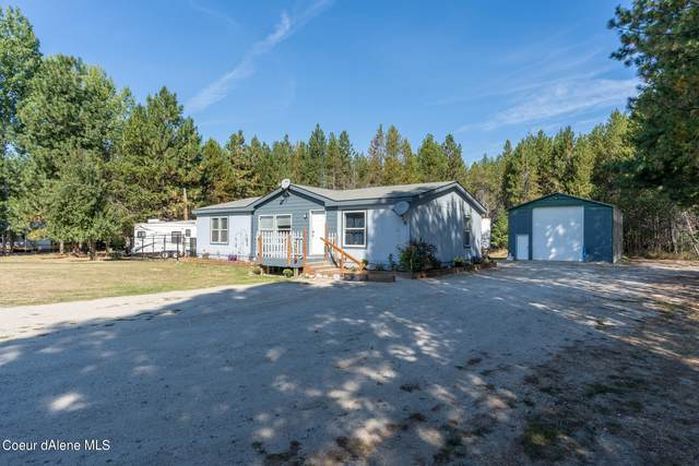 117 Davis Rd, Sagle, ID 83860 (#21-9703) :: Coeur d'Alene Area Homes For Sale