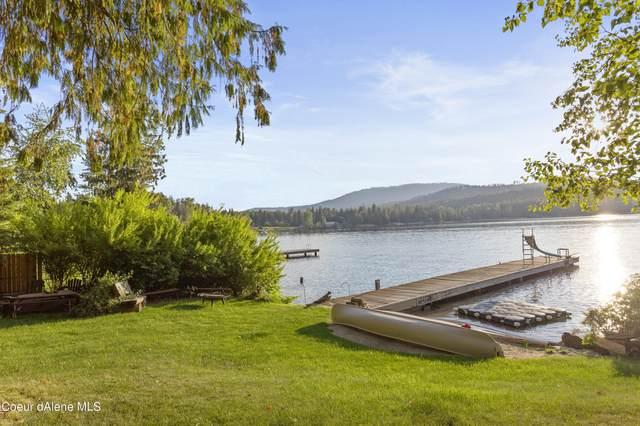 1075 Lakeshore Dr, Sagle, ID 83860 (#21-9715) :: Coeur d'Alene Area Homes For Sale