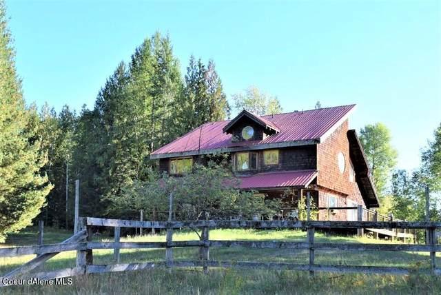 453 Thimbleberry Ln, Sandpoint, ID 83864 (#21-9746) :: Coeur d'Alene Area Homes For Sale