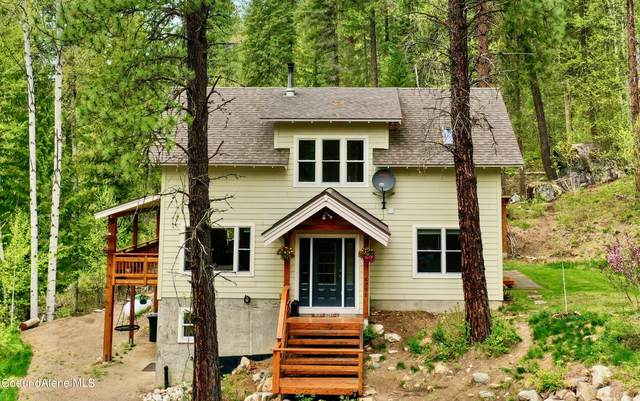 4291 Upper Pack River Rd, Sandpoint, ID 83864 (#21-9751) :: Coeur d'Alene Area Homes For Sale
