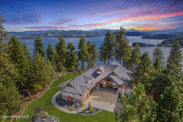 4618 S Scenic Dr, Coeur d'Alene, ID 83814 (#21-9752) :: Mall Realty Group
