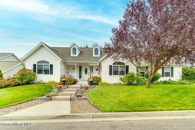 660 S Majestic View Dr, Post Falls, ID 83854 (#21-9761) :: Embrace Realty Group