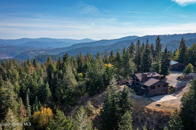 10276 S Caribou Ridge Rd, Harrison, ID 83833 (#21-9772) :: Five Star Real Estate Group