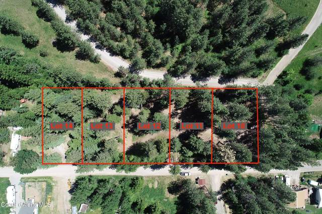 Lots 10-14 Gold Rush Rd, Coeur d'Alene, ID 83814 (#21-9776) :: Coeur d'Alene Area Homes For Sale