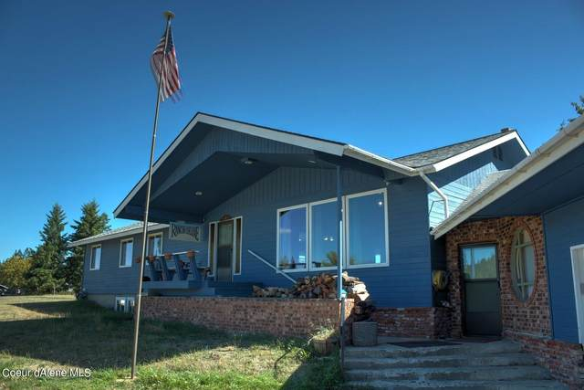 1363 Spades Rd, Sagle, ID 83860 (#21-9808) :: Embrace Realty Group