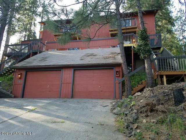 2017 Lilly Dr, Coeur d'Alene, ID 83814 (#21-9961) :: Team Brown Realty