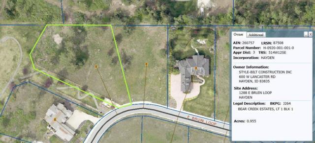 1288 E Bruin Loop, Hayden, ID 83835 (#16-11603) :: Prime Real Estate Group