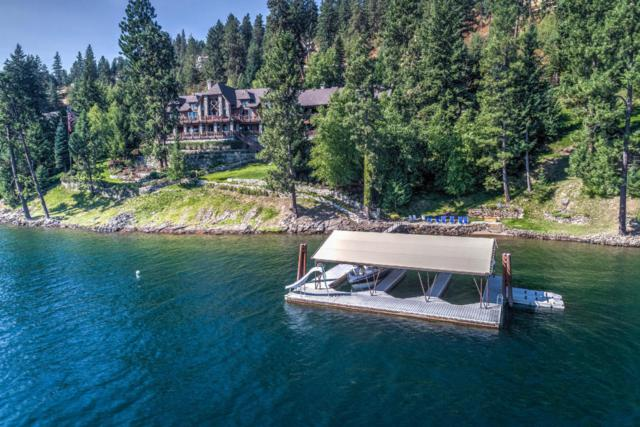 4736 S Threemile Point Rd, Coeur d'Alene, ID 83814 (#17-10012) :: Prime Real Estate Group