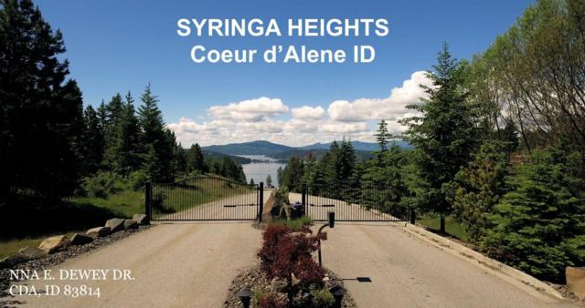 NNA Dewey Drive, Coeur d'Alene, ID 83814 (#17-2724) :: The Spokane Home Guy Group
