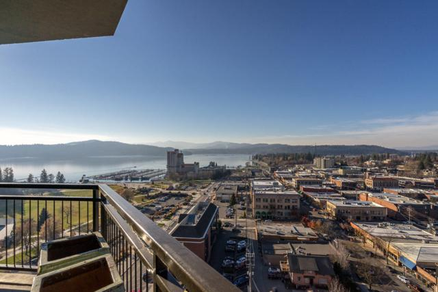 601 E Front Ave #1601, Coeur d'Alene, ID 83814 (#18-12217) :: Team Brown Realty