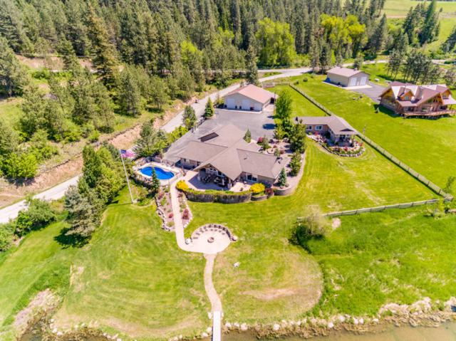 5879 S Squaw Bay Rd, Harrison, ID 83833 (#18-5487) :: Team Brown Realty