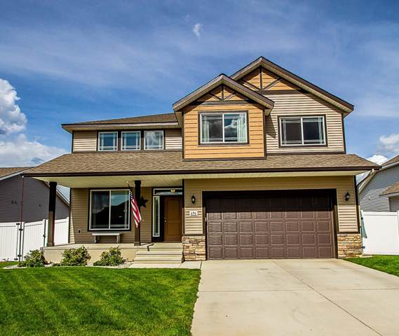 696 W Tennessee Ave, Post Falls, ID 83854 (#19-10212) :: Team Brown Realty
