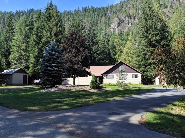 611 Crescent Dr, Wallace, ID 83873 (#19-10264) :: Windermere Coeur d'Alene Realty