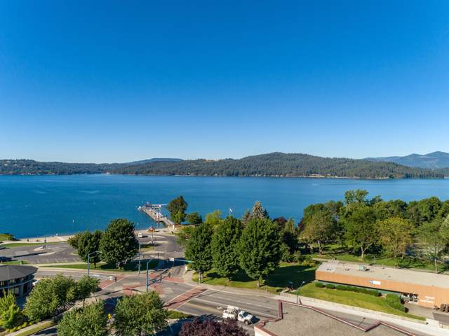 201 N 1ST St #703, Coeur d'Alene, ID 83814 (#19-2740) :: Prime Real Estate Group